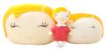 Zestaw SZYMCIA - lalka i poduszka
