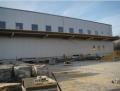 Magazyny z płyt warstwowych, modernizacja i budowa nowych obiektów.