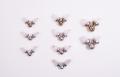 Łączniki kątowe do karniszy metalowych 16 mm, 19 mm, 25 mm