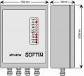 M144Pm-RS232/RS485 - modem przemysłowy