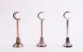 Wsporniki klasyczne pojedyncze 25 mm do karniszy metalowych