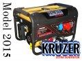 KRUZER Professional Agregat Prądotwórczy 5,5kW AVR