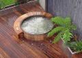 Balie produkowane w zakładzie są wykonywane z drewna olchowego, modrzewiowego lub egzotycznego.