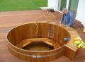 Balie produkowane w zakładzie są wykonywane z drewna Irokko, modrzewiowego oraz świerkowego o trzech rozmiarach.