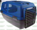 Klatka dla psa - Transporter plastikowy dla małych i średnich ras psów lub kotów.