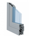 Okna aluminiowe z izolacją termiczną w systemie Aliplast Imperial