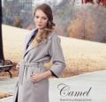 Camel, tkanina plaszczowa