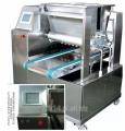 Automat Cukierniczy DAC 600. Dwie głowice pozwalają na produkcję ciastek z dwóch rodzajów ciast jednocześnie - mogą to być ciastka dwukolorowe, nadziewane, zdobione.