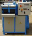 Wielopiła jednowałowa WD 400, bardzo wydajna maszyna o solidnej konstrukcji opartej na profilach wykonanych z najwyższej jakości stali