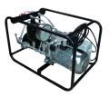 Agregat hydrauliczny kompaktowy KAH-0.37AC-D-Z2.5-S do zgrzewarek PE