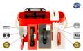 Zestaw narzędzi glazurniczych do układania płytek na zewnątrz
