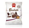 Cukierki czekoladowe o smaku śmietankowym