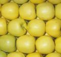 Świeże jabłko od producenta, odmiana Golden Delicious.