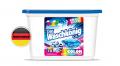 Kapsułki do prania tkanin kolorowych Waschkonig Color 18 szt.