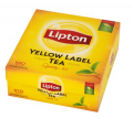 Lipton Yellow Label Herbata czarna 200 g -100 torebek