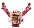 Opryskiwacz zawieszany w zakresie pojemności 300-1500L idealne do pracy w trudnych warunkach terenowych