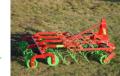 Agregat uprawowy do spulchniania i wyrównywania gleby