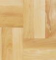Deska parkietowa z buku w kolorze naturalnym, parkiet 100% drewno.