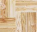 Parkiet z naturalnego drewna jesionowego klasa Jesion standard do wyboru grubość 14mm lub 19mm olejowany olejem bezbarwnym OSMO.