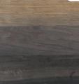 Parkiet wykonany ze szlachetnego i wytrzymałego drewna dębowego, klasa dąb czarny natur, grubość 14 lub 19mm, zdecydowane, przecierane kolory, to niewątpliwy atut tego parkietu.
