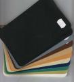 Officeline – model V materiał znajduje zastosowanie w tapicerowaniu krzeseł, oraz foteli biurowych.