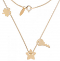 Naszyjniki celebrytki, biżuteria gwiazd srebrna lub pozłacana, modne motywy, doskonała jakość wykonania, konkurencyjna cena.