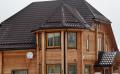 Domy z drewna wykonane z bali konstrukcyjnych typu sandwich.