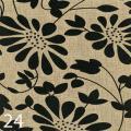 NOWOŚĆ - DURANDO FLOWER, modna tkanina z wzorem kwiatowym