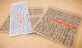"""Torebki papierowe dla gastronomii z nadrukiem """"smacznego"""" z papieru eko lub bielonego"""