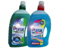 NIEMIECKI ŻEL DO PRANIA PUROX COLOR + UNIVERSAL 4L