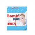 Pieluchy Bambi Plus Midi 64