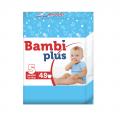 Pieluchy Bambi Plus Junior 48