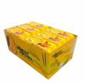 Małe kartony do transportu jajek pakowanych w opakowanie po 10 lub 6 sztuk.