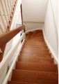 Schody drewniane klasyczne, nowoczesne, gięte, kręcone, spiralne, dywanowe i na wylewce betonowej, z dębu, buku i drewna egzotycznego merbau, dopasowane do charakteru wnętrza.