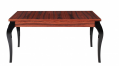 Beautiful and modern table with oak GLAMOUR 215