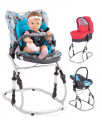 Krzesełka do karmienia BabyActive - MAXI