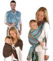 Chusta do noszenia dzieci Zaffiro dla dzieci o wadze od 3,5 do 13 kg