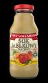 Sok jabłkowo-brzoskwiniowy tłoczony butelka 330ml, 750ml