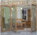 Drzwi harmonijkowe bi-folded