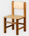 Krzesełka do przedszkola Drażek