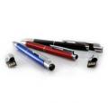 Metalowe długopisy reklamowe, promocyjne,  w atrakcyjnych kolorach model klasyczny, z usb, lub tuch pen.