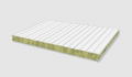 SC sandwich panels with fire-resistant mineral wool filling, inexpensive filling of polystyrene or polyurethane core