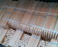 Reper roboczy, kołek geodezyjny, tyczka, palik, kołek drewniany.