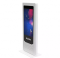 Vandal-resistant interactive board VX100 with color screen