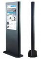 Multimedia stand IDS7 with touch screen 42-46 ''