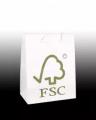 Solidne torebki ekologiczne papierowe z dowolną grafiką