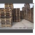 Paleta przemysłowa o wym. 1200 x 800