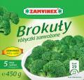Brokuły mrożone
