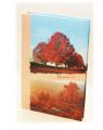 Album fotograficzny na 300 zdjęć z papierowymi stronami i miejscem na notatki.