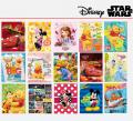 Torebka papierowa Disney i Star Wars laminat połysk 128 g/m2, sznurek.